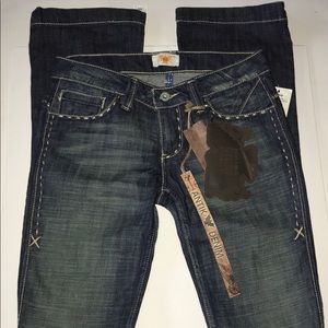 ANTIK Denim Women's Size 25 new with tag boot cut